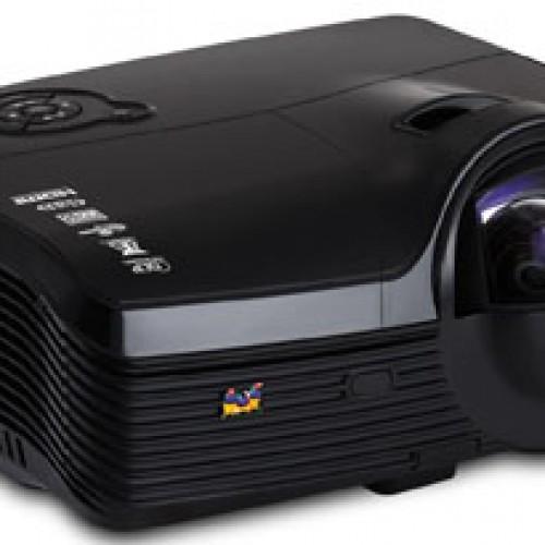 PJD8633ws alcance ultra corto con capacidad de presentación sin utilizar una PC