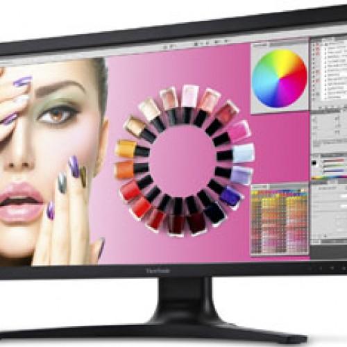 Nuevo monitor VP2772 con imagen y color de calidad extrema