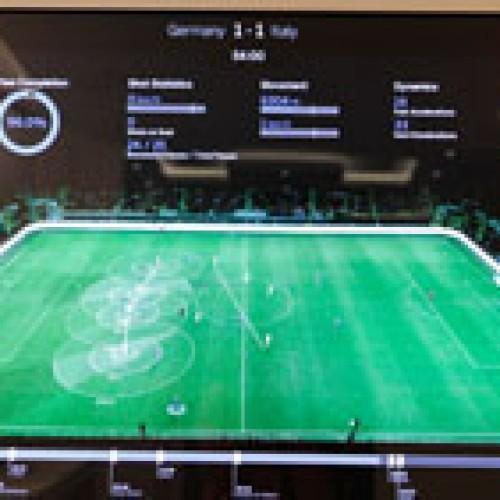 Selección alemana de fútbol mejora desempeño con SAP