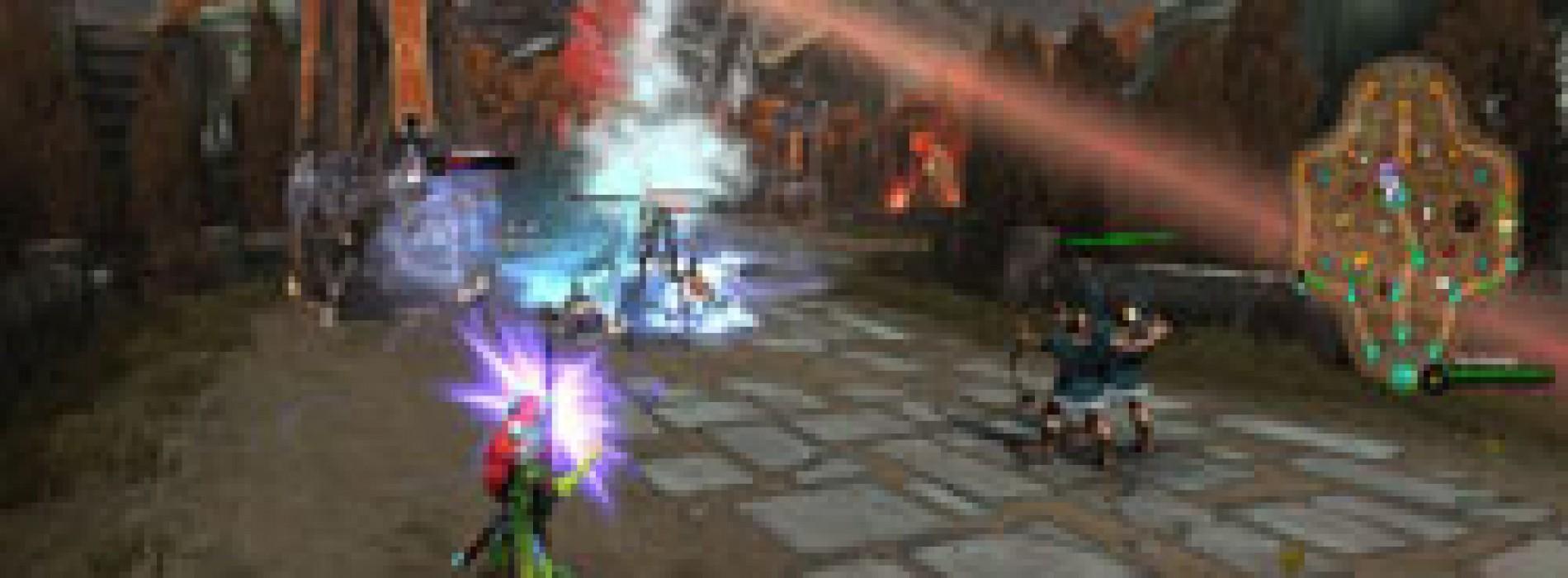 Presentan versión beta de SMITE, un MOBA de acción en tercera persona