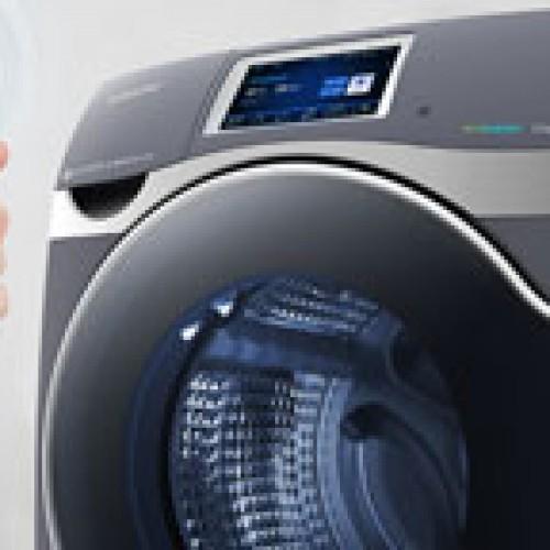 Presentan la primera y única lavadora Smart del mercado