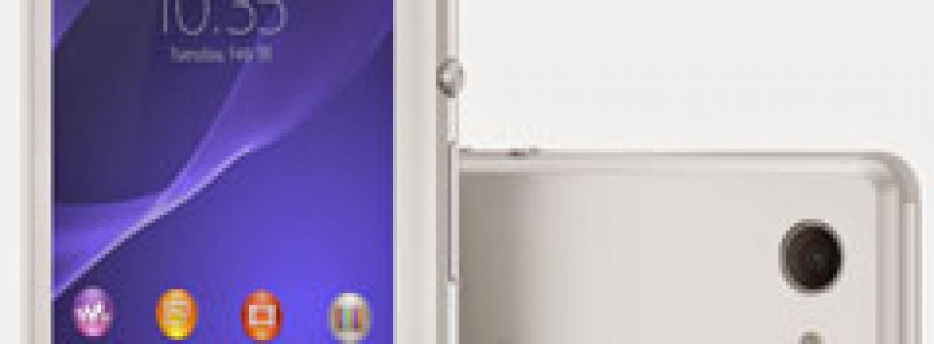 Xperia E3: Smartphone rápido, divertido y para usarlo con una sola mano