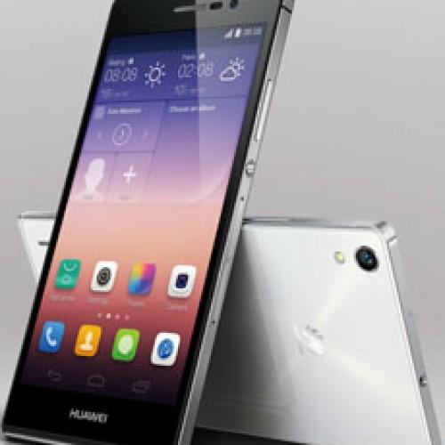 Ascend P7 redefine la experiencia smartphone