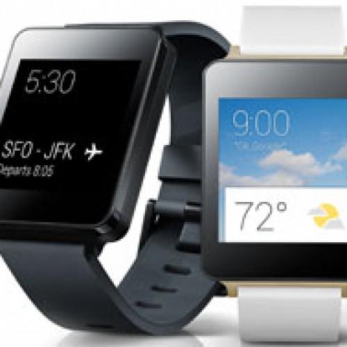 G Watch reloj smart para comenzar el año