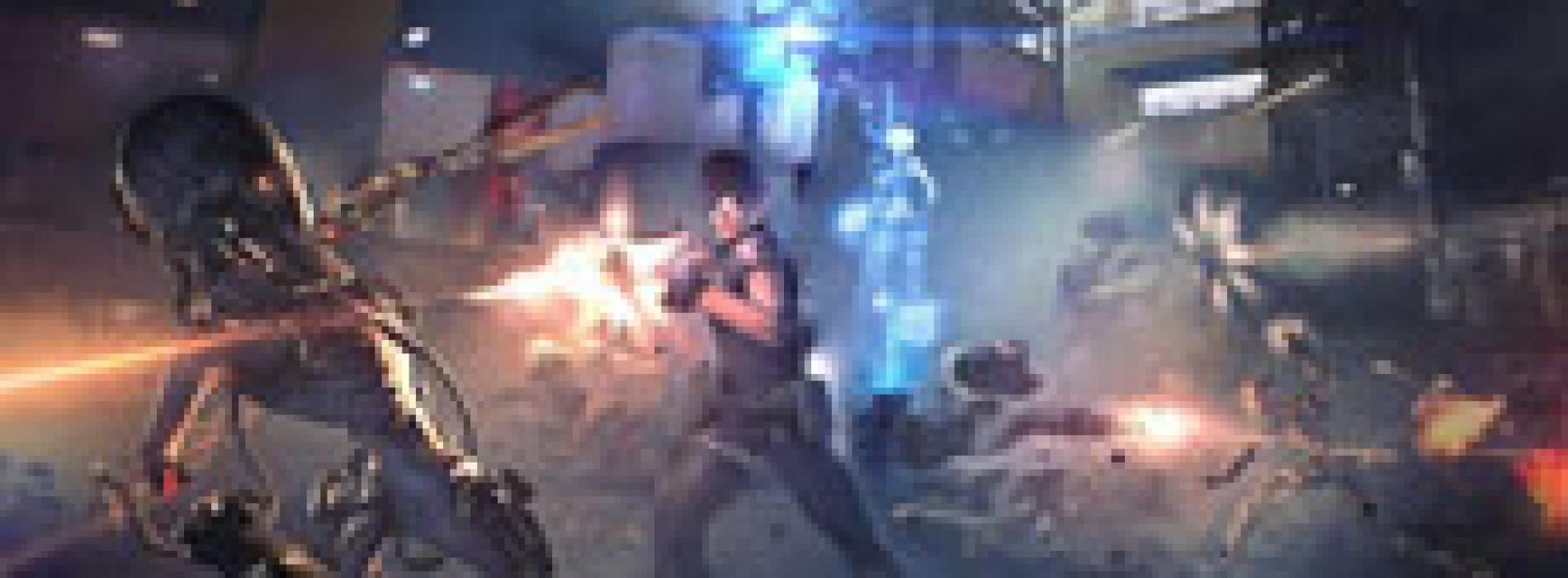 Llega segunda actualización de nueva versión de Assault Fire