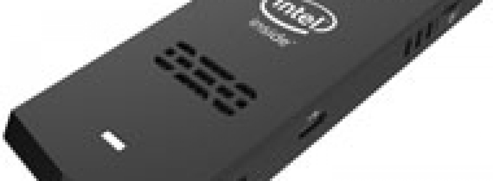 Compute Stick: nuevo paradigma de computación en miniatura