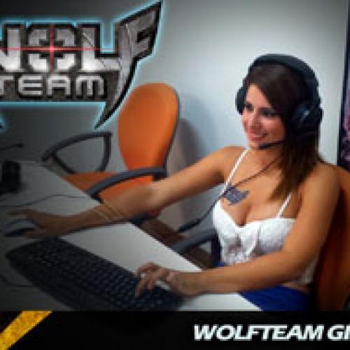 """Wolfteam te invita a jugar con las """"Wolfteam Girl"""""""