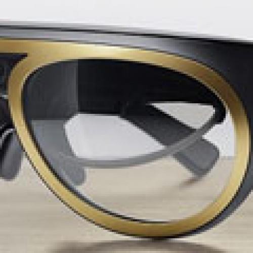 Lentes de realidad aumentada para conducir un auto