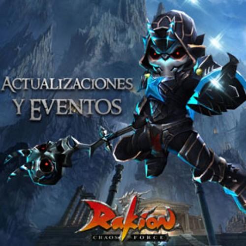 Rakion viene recargado con nuevos eventos y actualizaciones