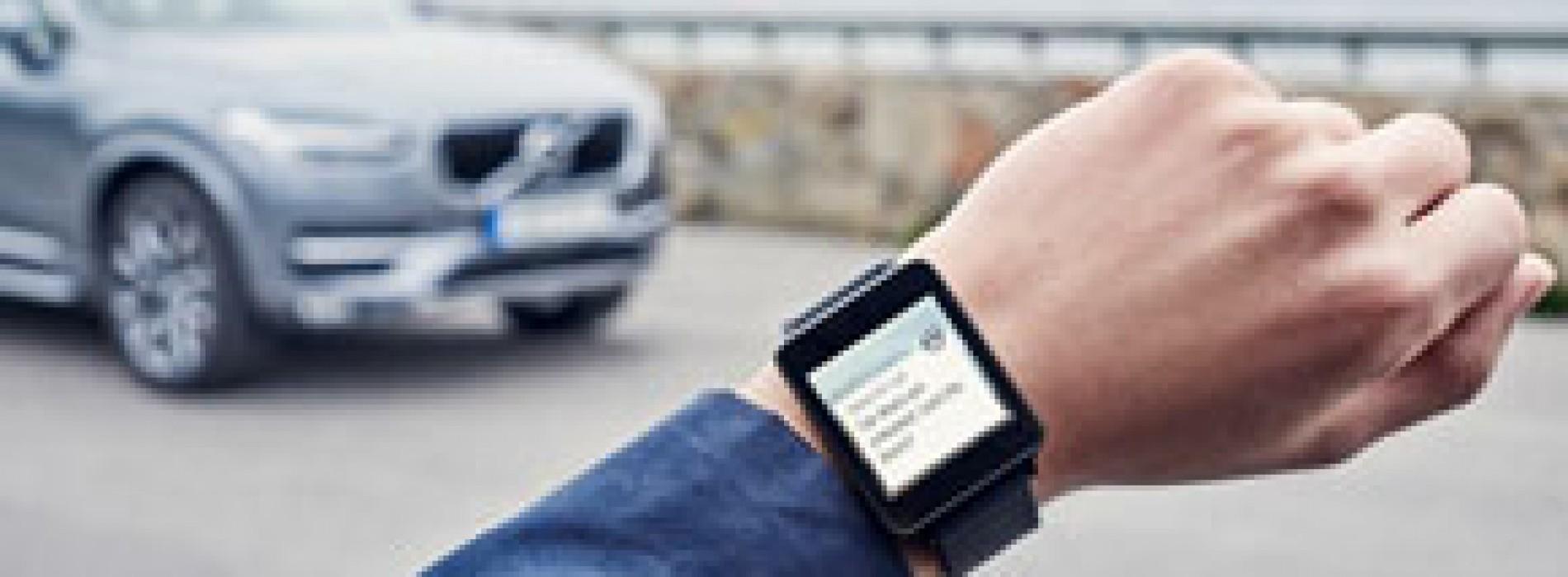 Controla tu auto desde tu apple watch