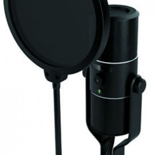 Lanzan micrófono digital con grabación XLR