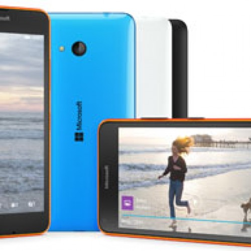 Lumia 640 y 640 XL mayor productividad para una excelente experiencia de conectividad