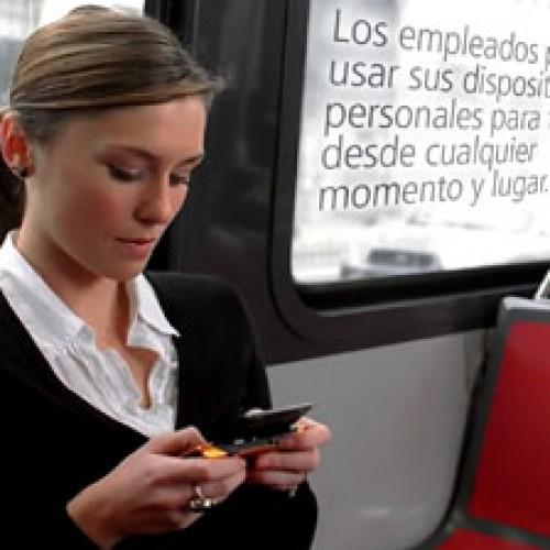 Trabajadores móviles en el Perú se incrementan