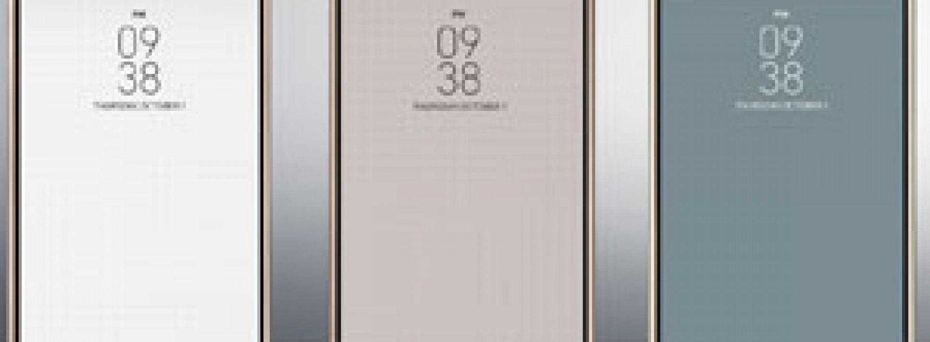 Presentan primer Smartphone con doble pantalla