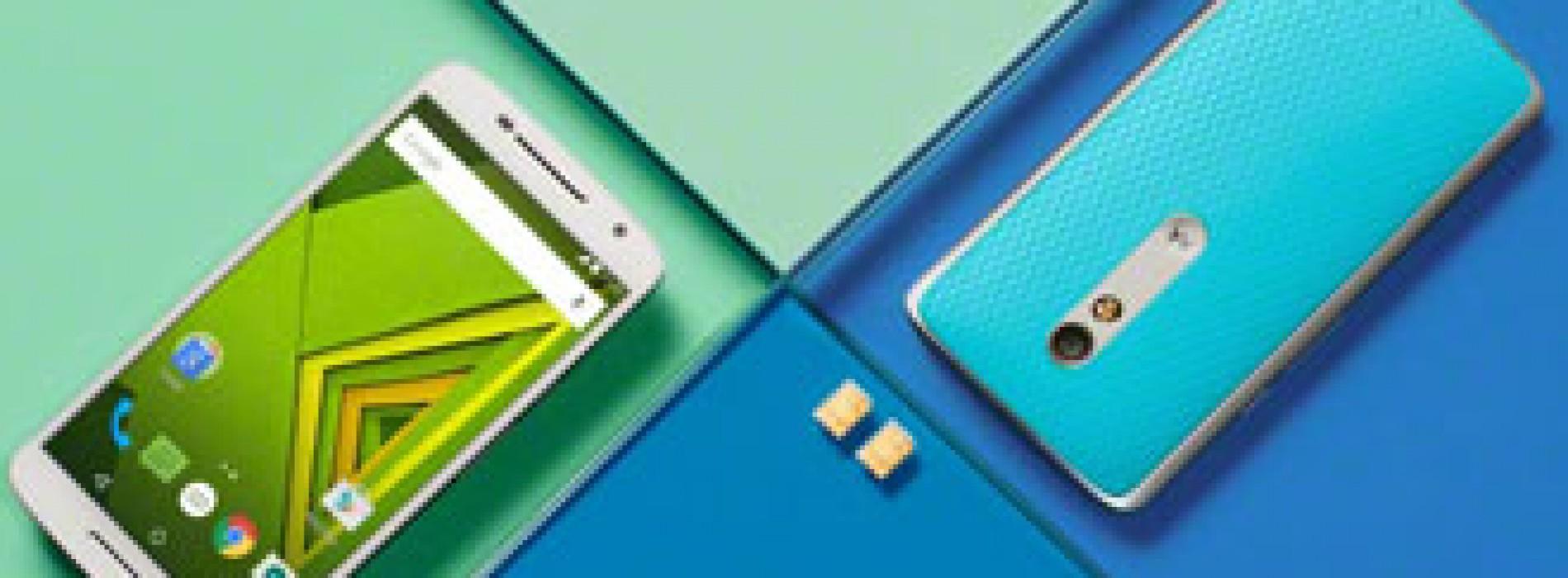 Moto X Play pantalla full HD, cámara de 21 MP y con Android 5.1