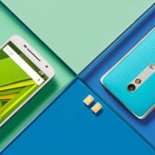 Moto X Play pantalla full HD, cámara de 21 MP y con Android 5.1