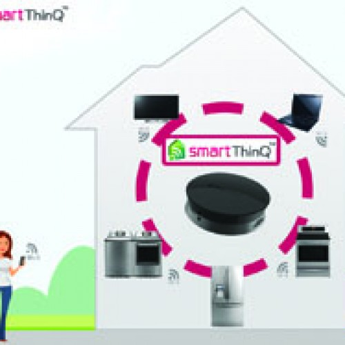 Smart ThinQ crea hogares inteligentes