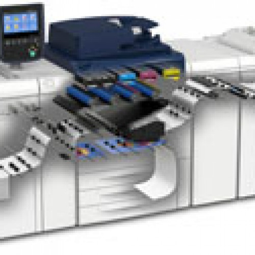Versant 80 Press para potenciar mercado gráfico