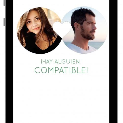 Nueva app de citas conecta solo con amigos