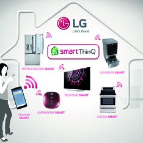 LG y Google llegan a un acuerdo para hacer realidad el hogar inteligente