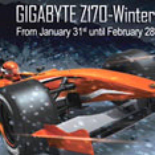 Z170 Winter OC Challenges Motherboards de serie 100