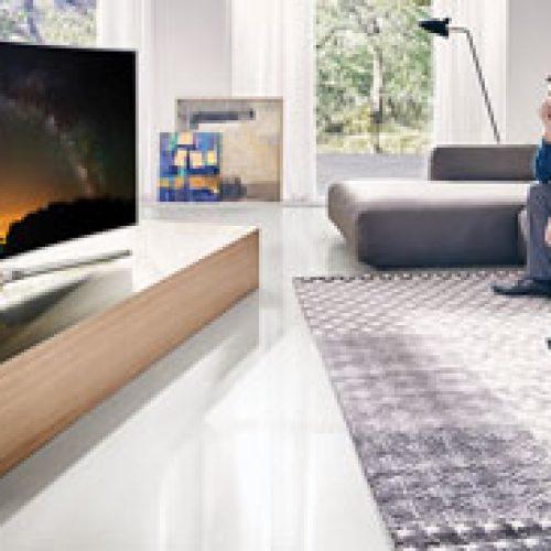 SUHD TV: El nuevo centro de entretenimiento conectado en el hogar