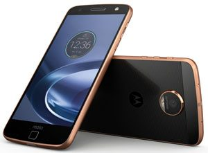 Moto Z Force Droid Edition product photography