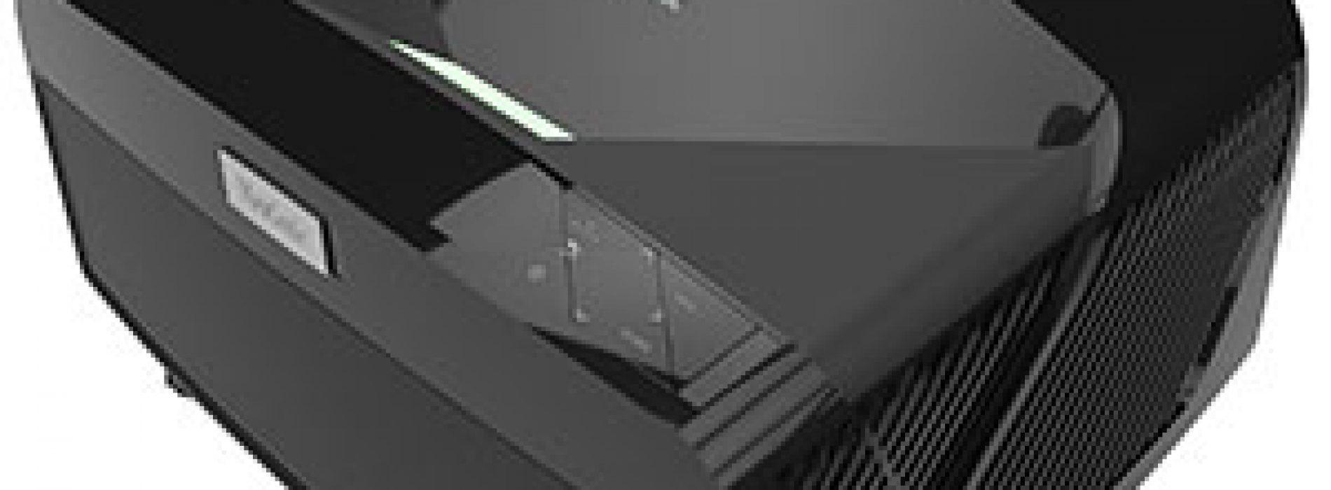 Proyectores digitales láser basados en fósforo