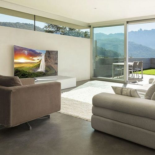 Nuevos SUHD con diseño 360° maximizan experiencia de ver televisión