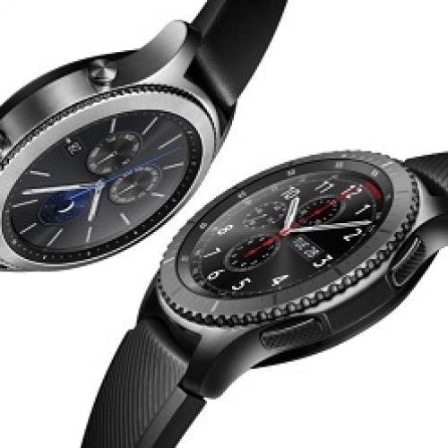 Gear S3 smartwatch: combinación de tradición con tecnología