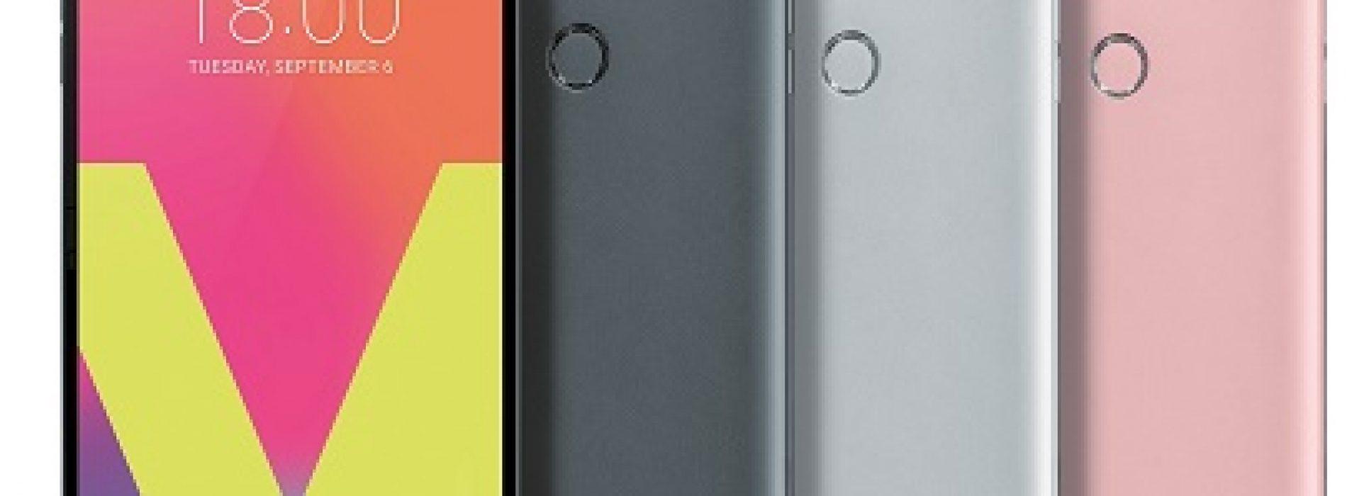 V20 lleva experiencia móvil al siguiente nivel
