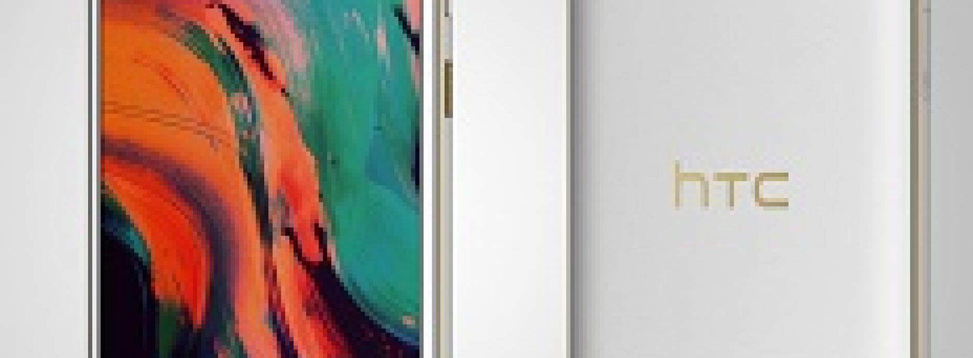Desire 10: elegante diseño metálico y características inimitables
