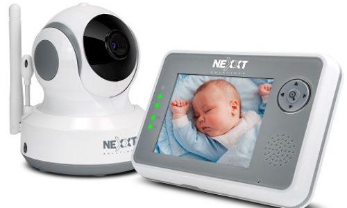 RooMate, moderno monitor de seguridad para bebé