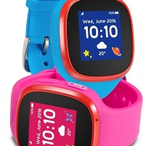 Kidswatch MT30: reloj para cuidar y enseñar el tiempo a los niños
