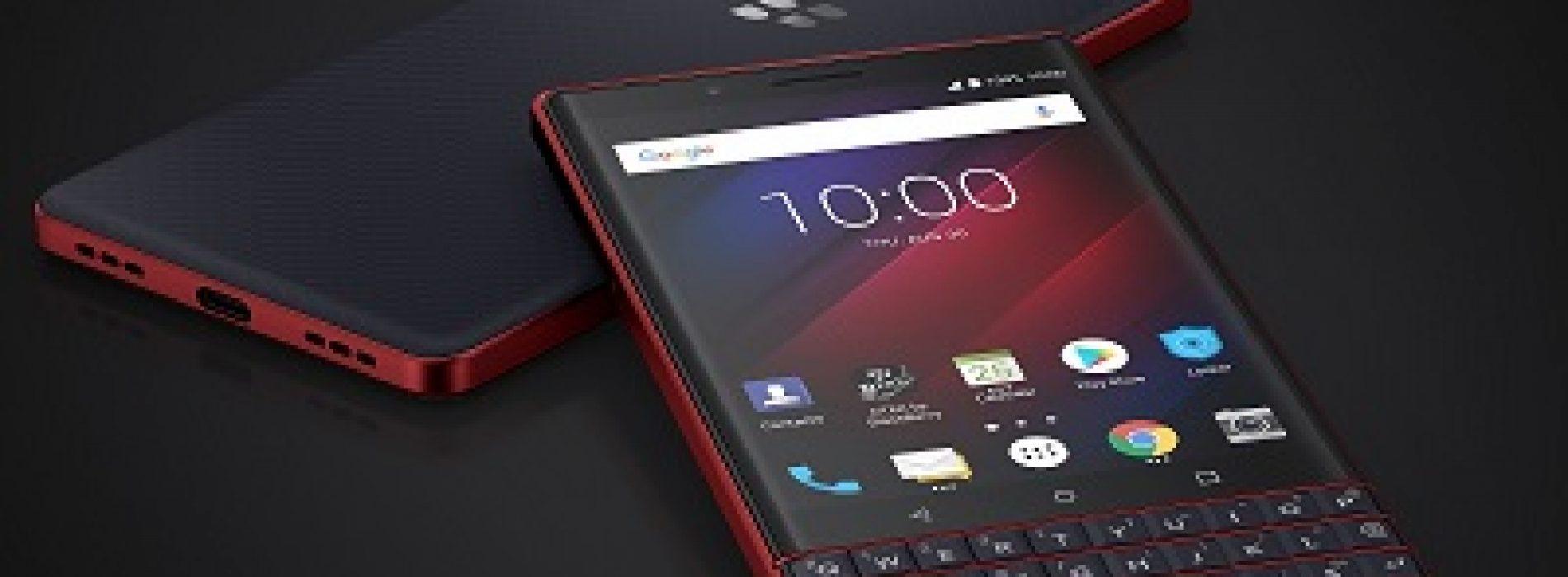 KEY2 LE lo nuevo de Blackberry