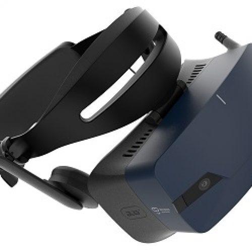 OJO 500: primer auricular con realidad mixta y virtual, tecnología patentada de sonido y ajuste de distancia interpupilar