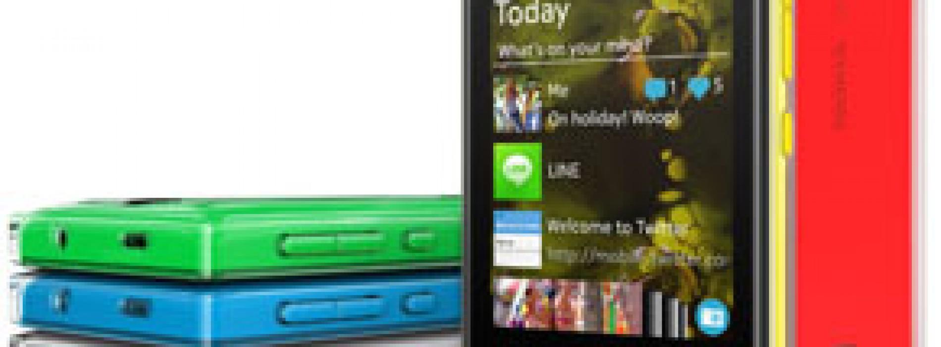 ASHA 503 el móvil de cualidades muy juveniles