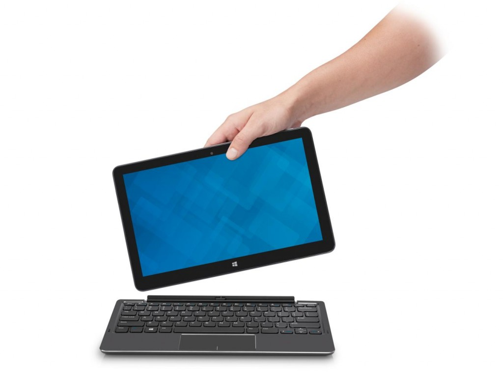 Dell Venue 11 Pro Tablet with Travel Cover Keyboard