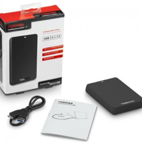 Nuevos discos duros portátiles Canvio Basics 3.0