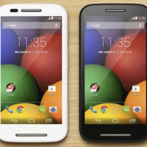 Pronto Moto e un Smartphone de precio asequible para todos