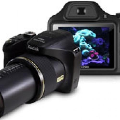 AZ522 con súper zoom óptico de 52x captura la Imagen con todos los detalles