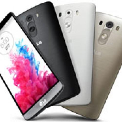 Llega el galardonado Smartphone G3