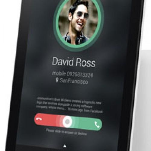 Fonepad7: Teléfono y Tablet a la vez