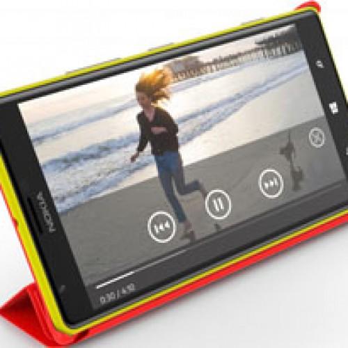 Presentan la nueva Phablet Lumia 1520
