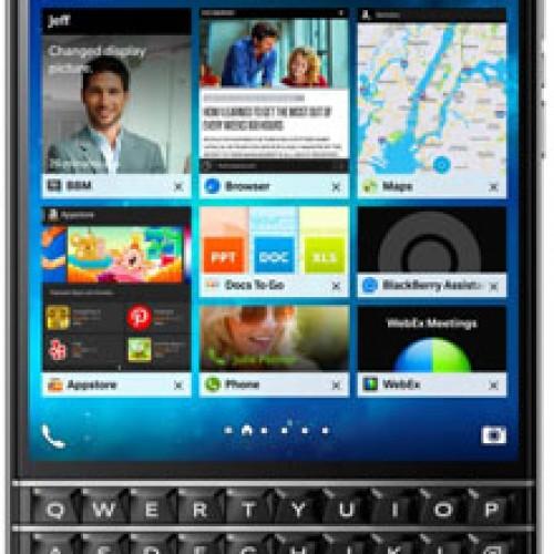 Passport  lo nuevo de Blackberry