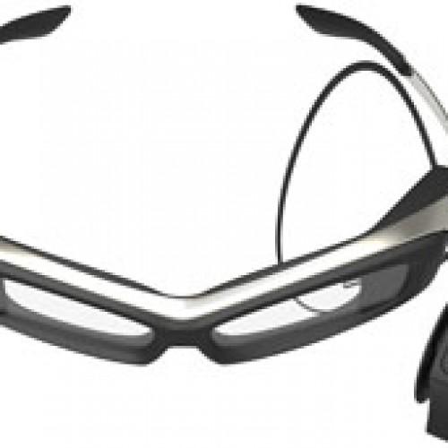 """""""Smart Eyeglass"""" lentes transparentes que se conectan a smartphones"""