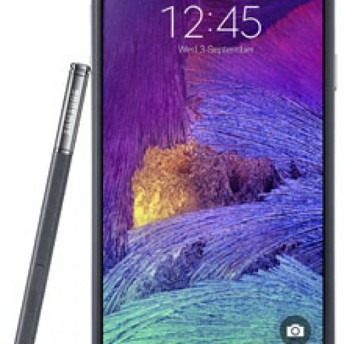 Galaxy Note 4, con mejorado S-Pen, gran pantalla y elegante diseño