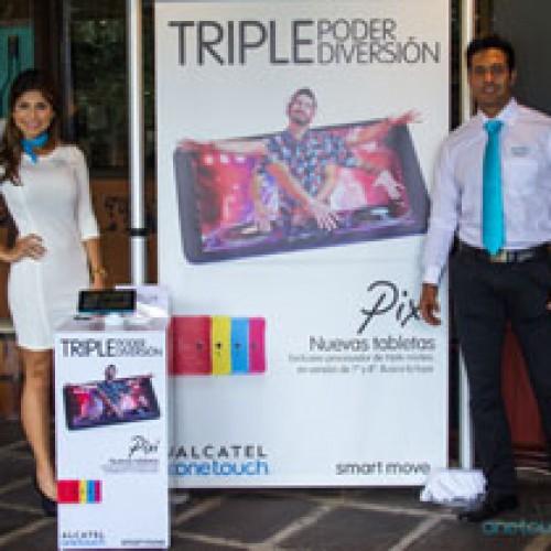 ALCATEL ONETOUCH, lidera ventas de Smartphones en América Latina y el Caribe