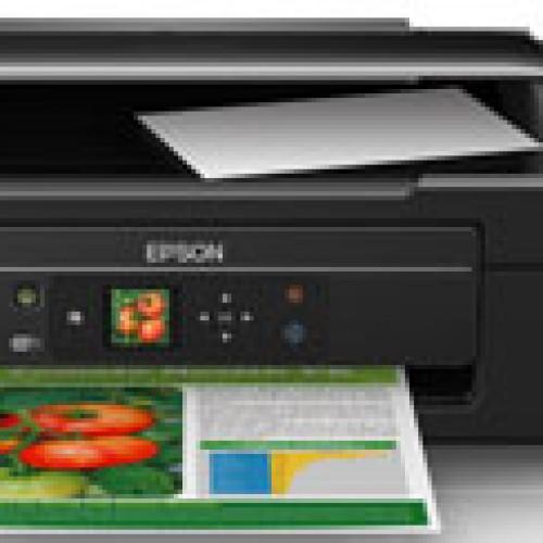 Multifuncional con sistema original de tinta EcoTank