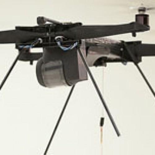 Motorola invierte en fabricante de Drones